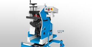 Automatic plate bevelling machines