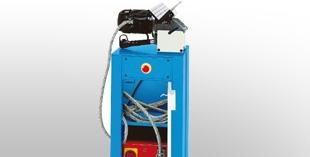 Электрические портативные кромкофрезные станки